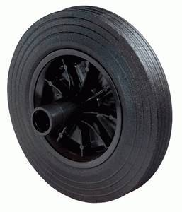 Wheel for refuse containers 80/100/120/240 l